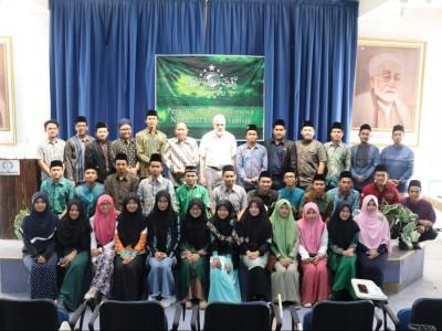 Rektor Universitas Az-Zaituna: Saatnya Indonesia Bawa Islam NU ke Dunia Arab