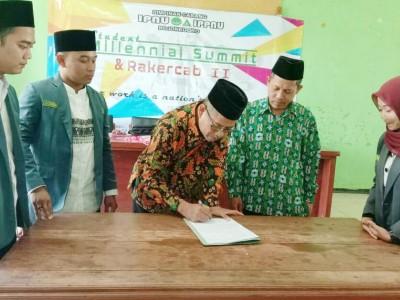 Gandeng Ma'arif, IPNU-IPPNU Bojonegoro Kenalkan NU ke Siswa Madrasah
