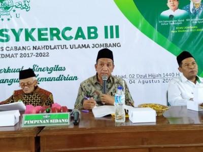 Wakil Rais PCNU Jombang: Cinta Tanah Air Ajaran Nabi