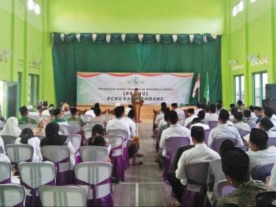 Cetak 5.000 Kader Terbaik, PCNU Rembang Gelar PKPNU