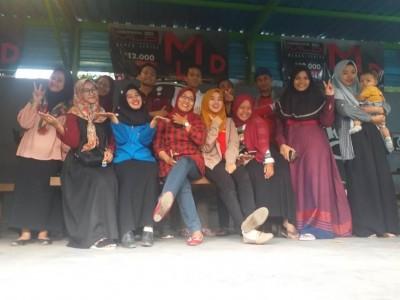 Kader PMII Putri di Jombang Perdalam Manajemen Diri