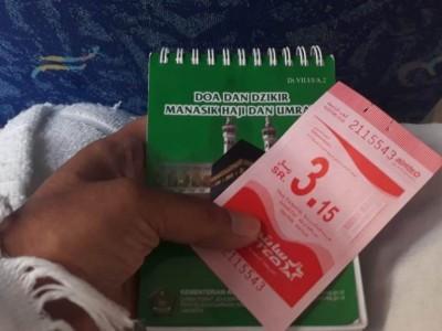 Sensasi Umrah Hanya dengan Uang 24 Ribu Rupiah