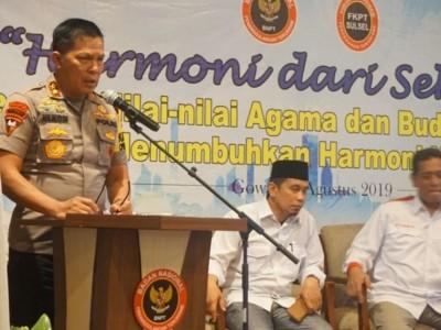 Ada 92 Pintu Masuk Paham Radikal Terorisme di Indonesia