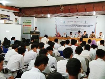 Rektor UNU NTB Berharap Mahasiswa Baru Tertular Keikhlasan Pendiri UNU