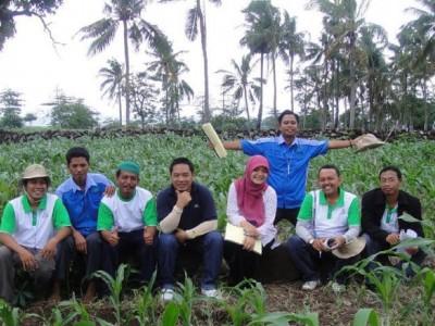 Heru Purnomo, Sukses Bertani tanpa Lahan