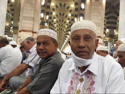 Tentang Seseorang yang Berhaji Anak Keturunan Bakal Jadi Haji