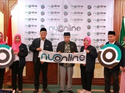 Situs Resmi PBNU 'NU Online' Luncurkan Logo Baru