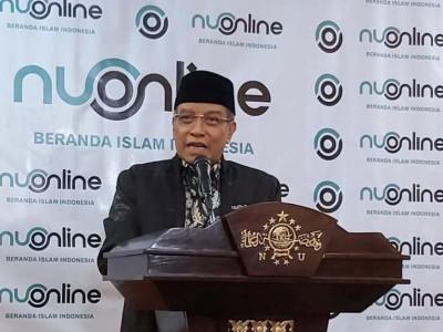 Pesan Kiai Said dalam Peluncuran Logo Baru NU Online