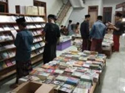 Sambut Haul Syekh Mutamakkin, LPBA Kajen Gelar Bazar Buku