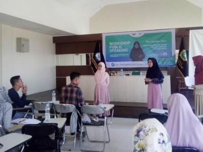 Workshop Pembicara Publik Unusia Jakarta Latih Cara Tepat Bicara