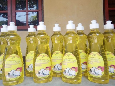 Ketua PMII IKIP Mataram Ciptakan Sabun Cuci Ramah Lingkungan
