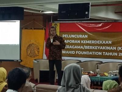 DKI-Jabar, Provinsi dengan Pelanggaran Kemerdekaan Beragama Tertinggi 2018