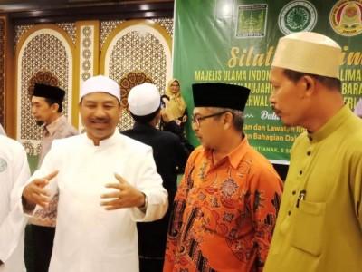 MUI Kalbar Terima Kunjungan Jawatan Hal Ehwal Agama Islam Kelantan