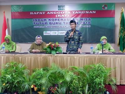 Rapat Tahunan Inkopan Muslimat Penting untuk Pendidikan Anggota Koperasi