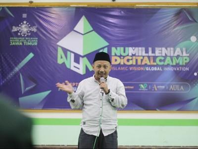 Milenial NU Harus Jadi Inspirator di Tengah Masyarakat
