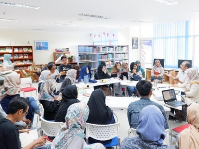 Abdurrahman Wahid Center UI Diskusikan Rasisme dalam Novel A Mercy