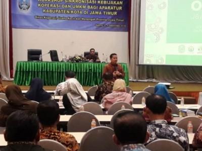 Jawa Timur Selaraskan Program Satu Pesantren Satu Produk
