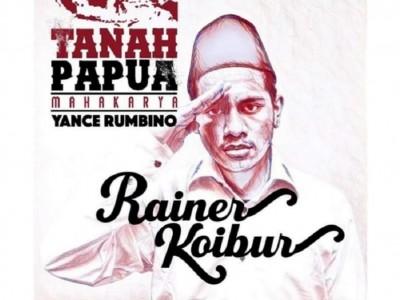 Suara Emas Rainer Koibur Bawa Pesan Damai dari Tanah Papua