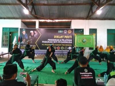 33 Pesilat Kendal Jadi Pasukan Inti Pagar Nusa