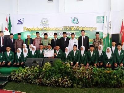 Terima Mahasiswa Baru, ITSNU Pekalongan Gelar Kuliah Perdana