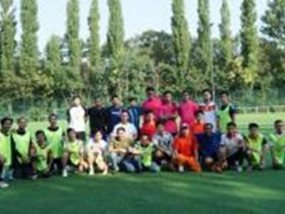 Sepak Bola Satukan Pelajar Indonesia dari Beragam Organisasi di Jerman