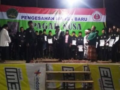 Kiai di Bangkalan Ajak Masyarakat Gabung Pagar Nusa