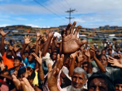 Bangladesh Blokir Akses Internet di Kamp Pengungsian Rohingya