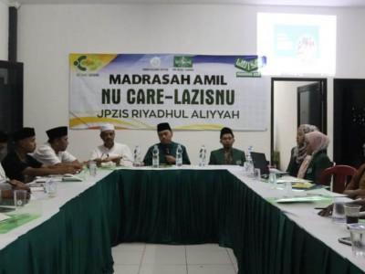 Madrasah Amil Upaya LAZISNU Wujudkan Profesionalisme Pengelolaan Zakat
