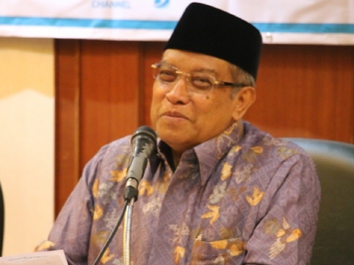 Kiai Said Tegaskan Islam Agama Moderat