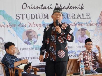 Islam Nusantara Harus Dijadikan Subjek, Bukan Objek