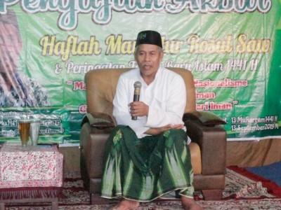 Penjelasan Ketua NU Jatim tentang Ber-Islam secara Kaffah