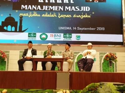 Masjid NU Harus Bersertifikat dan Berbadan Hukum