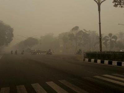 Pelajar NU Kalimantan dan Riau Desak Pemerintah Segera Tangani Kebakaran