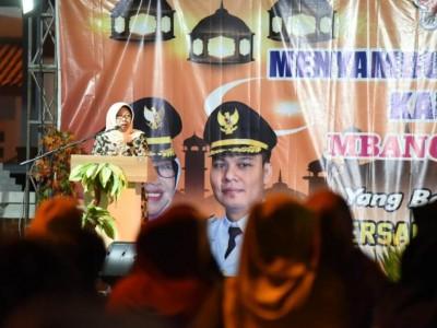 Bupati Tegal Sampaikan Tahun Baru Islam, Energi Positif Rajut Persatuan