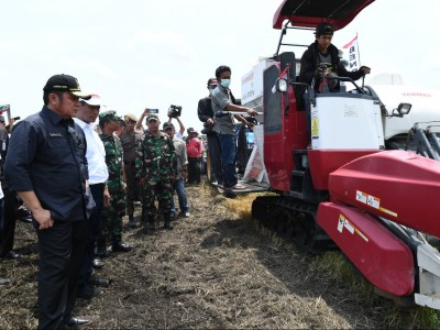 Menguji Keseriusan Kementan Terapkan Moderasi Pertanian