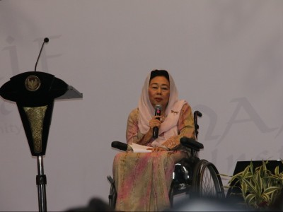 Nyai Sinta Nuriyah: Di Indonesia, Orang Bisa Hidup Bersama sebagai Satu Bangsa