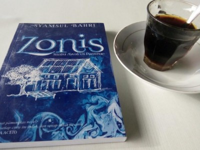 Inspirasi Novel 'Zonis' dari Maraknya Peredaran Narkoba di Aceh