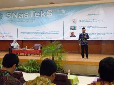 Unusida Sukses Gelar Seminar Teknologi dan Sains