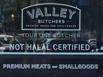 Toko Daging di Australia Diprotes karena Tulisan 'Bersertifikat Non-Halal'