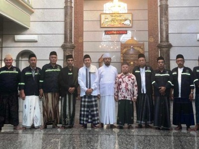 NU Surabaya Sapa Warga Metropolis dengan Bakti Subuh