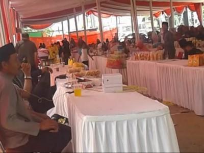 Dari Jamu hingga Kitab Kuning Dipamerkan di Stan UMKM Pleno PBNU di Purwakarta