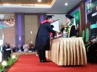 Kian Diminati Nahdliyin, Unugiri Bojonegoro Gelar Wisuda Perdana