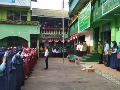 Peringatan Harlah Ke-90 Ma'arif NU di Jayapura