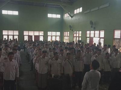 250 Kader Penggerak NU Siak Ikuti Konsolidasi Akbar