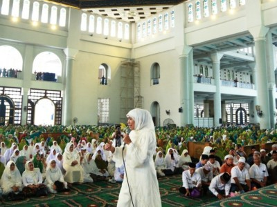 Ketua Umum Muslimat NU Ajak Jadikan Gawaisebagai Media Dakwah