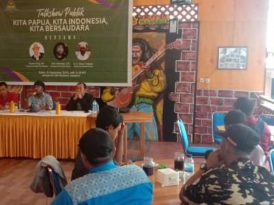 Ansor Jayapura Gagas Diskusi Penyelesaian Konflik Papua