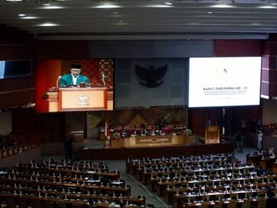 Semua Fraksi di DPR Setujui RUU Pesantren Jadi UU Pesantren