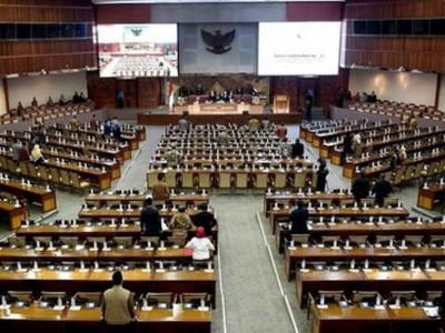 Shalawat Badar dan Ya Lal Wathan Menggema di DPR Usai UU Pesantren Disahkan
