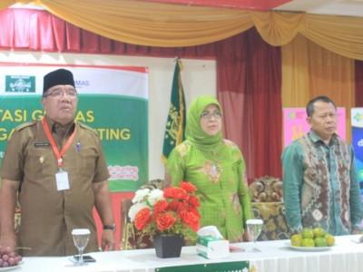 Muslimat NU Laksanakan Program Germas dan Pencegahan Stunting di Amuntai