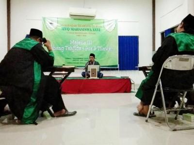 Ibnu Aqil, Kader Ansor Tegal Wakili IBN di Ajang MTQ Mahasiswa Tingkat Jateng